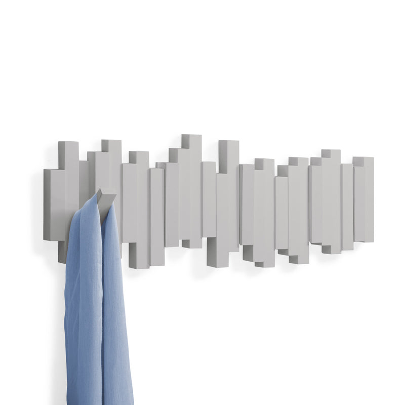 Colgador de Pared STICKS - Gris
