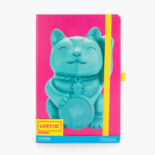Cuaderno LUCKY CAT