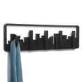 Colgador de Pared SKYLINE - Negro