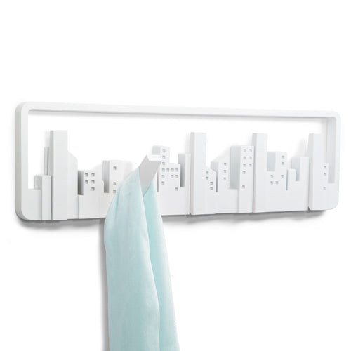 Colgador de Pared SKYLINE - Blanco