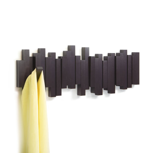 Colgador de Pared STICKS - Espresso
