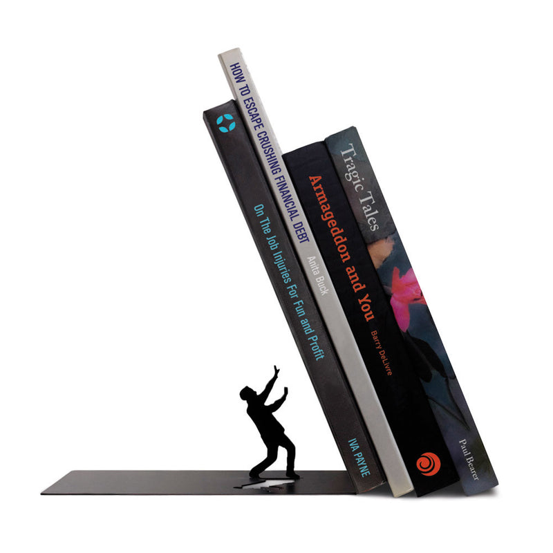 Soporte para Libros THE END