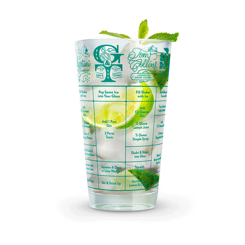 Vaso de Recetas GOOD MEASURE - GIN