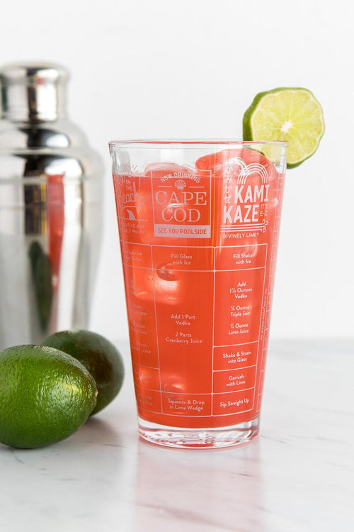 Vaso de Recetas GOOD MEASURE - VODKA