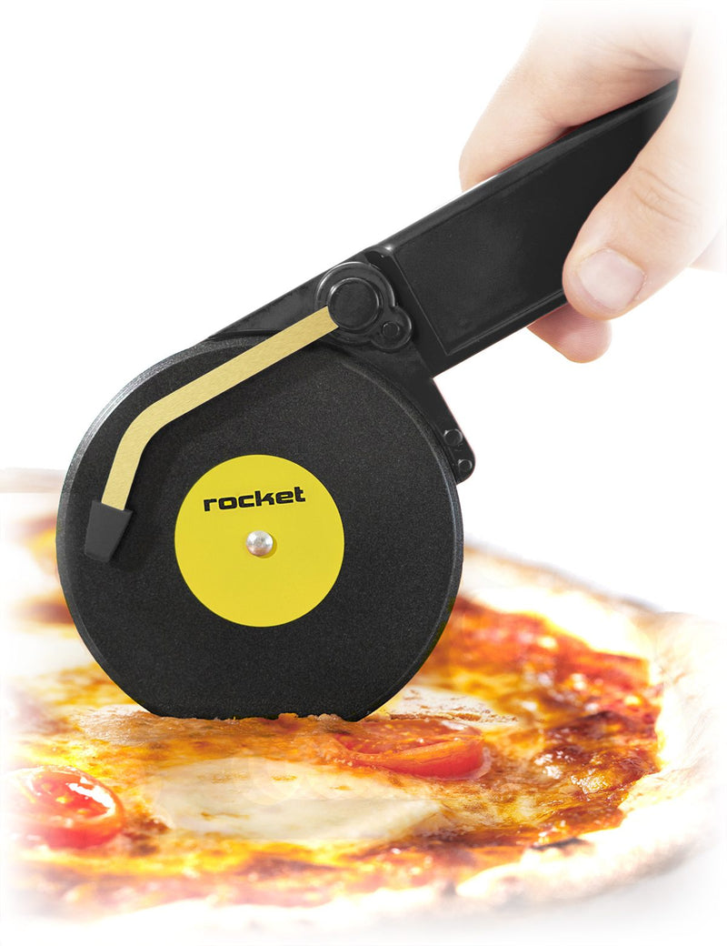 Cortador de Pizza TOP SPIN - Negro