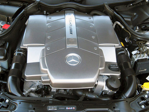 "Mercedes ""550 & 55 NA - M113 5.5L V8 Performance Package"