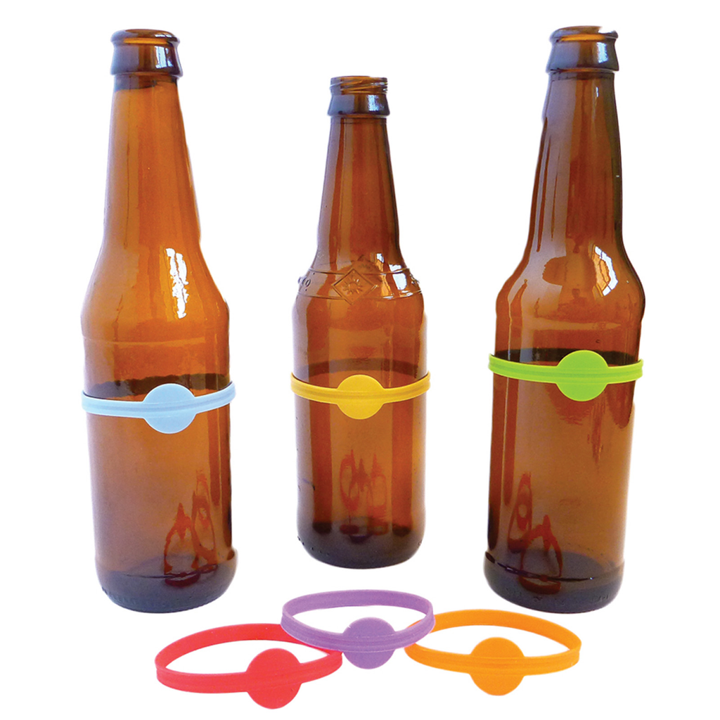 beer bottle markers