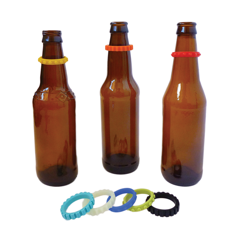 beer bottle rings