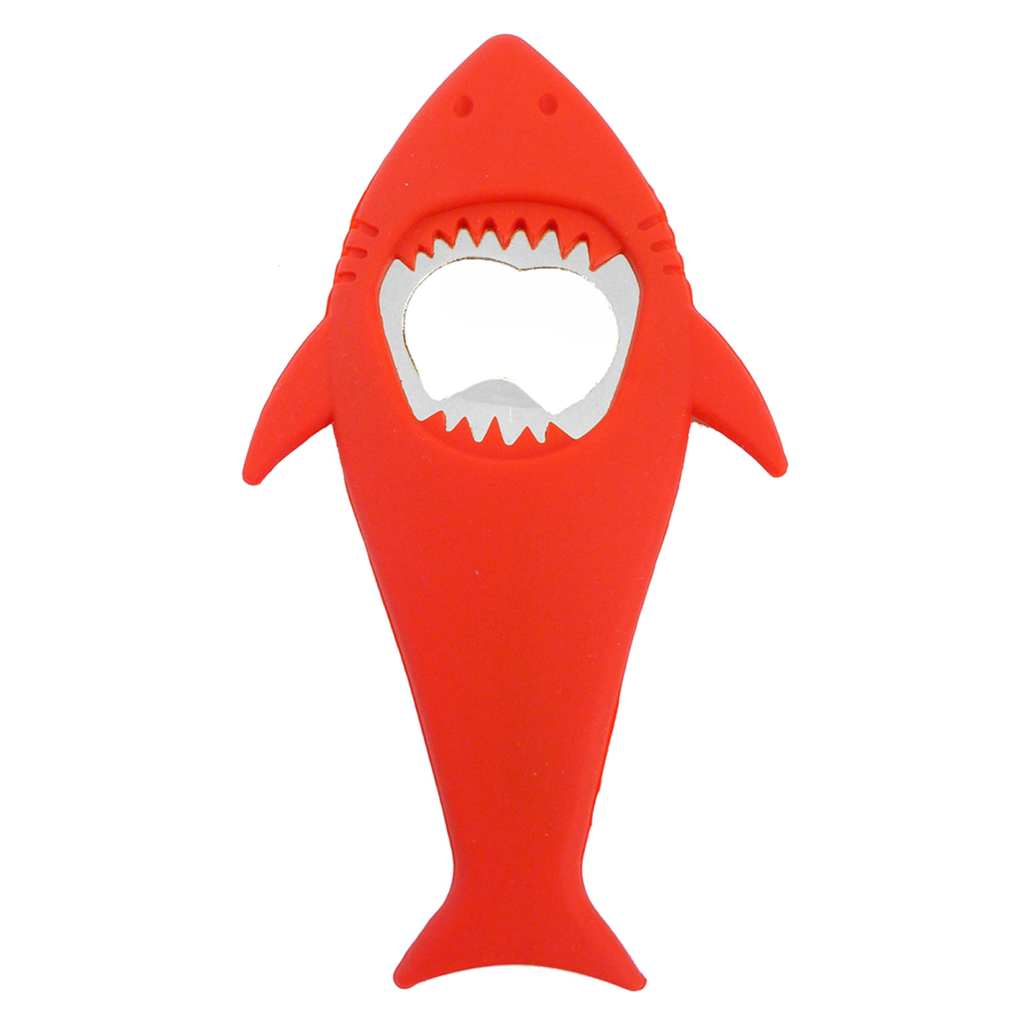 red shark bottle opener