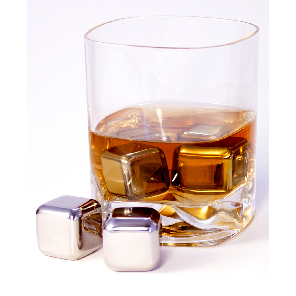 stainless steel drink cubes