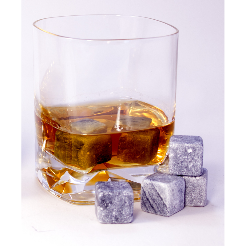 soapstone whiskey rock cubes