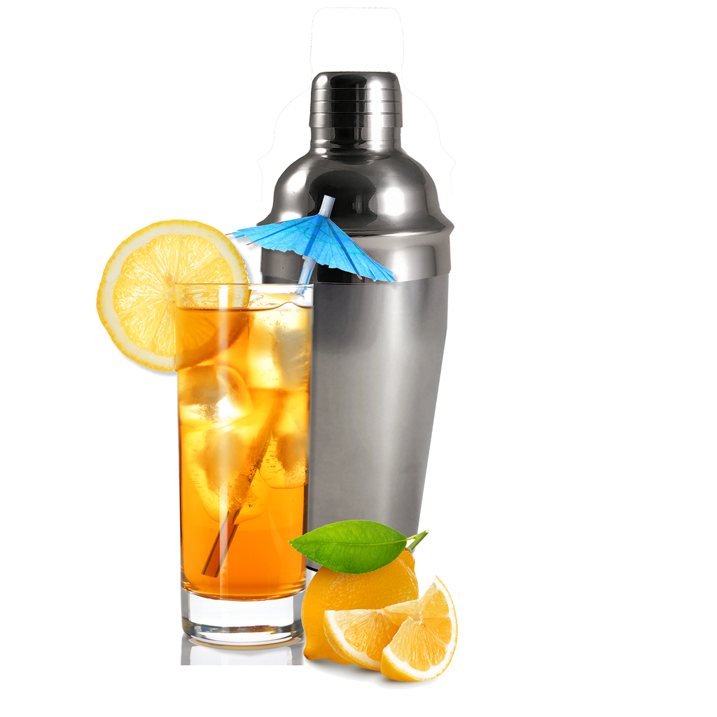 18oz stainless steel cocktail shaker