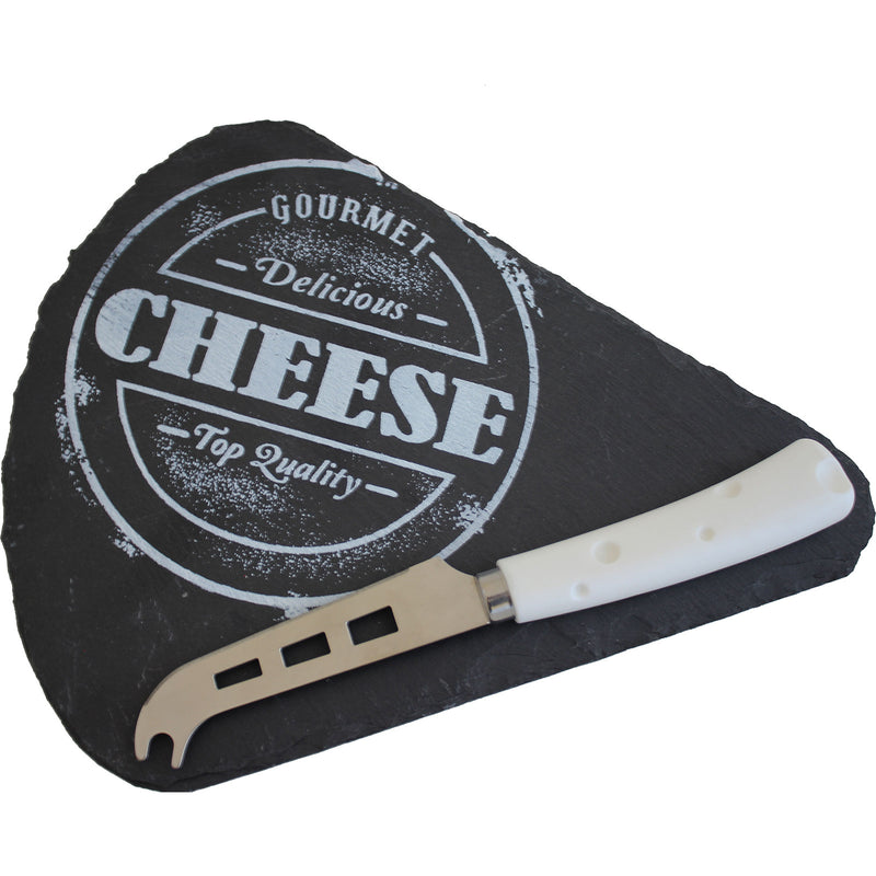 wedge shaped slate cutting board