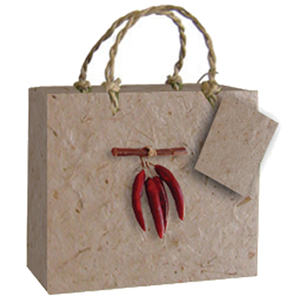 3d chili double gourmet food bag