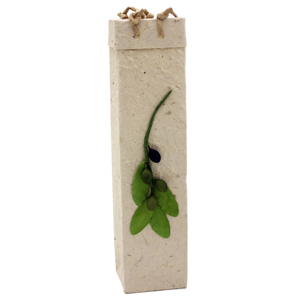 natural branch gourmet olive oil bag