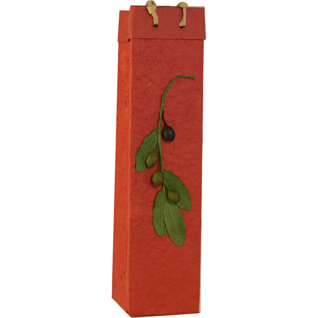 red branch gourmet olive oil bag