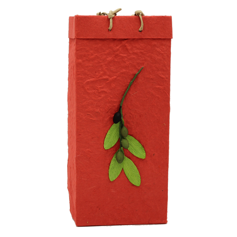 red branch gourmet double bottle olive oil bag