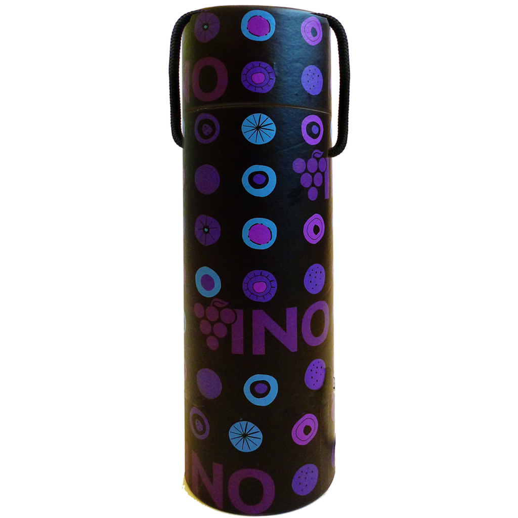vino wine bottle box