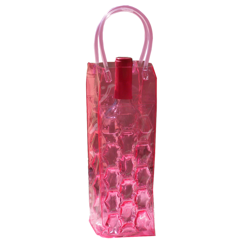 chill it 1 freezable pop 1 cotton candy drink bottle bag