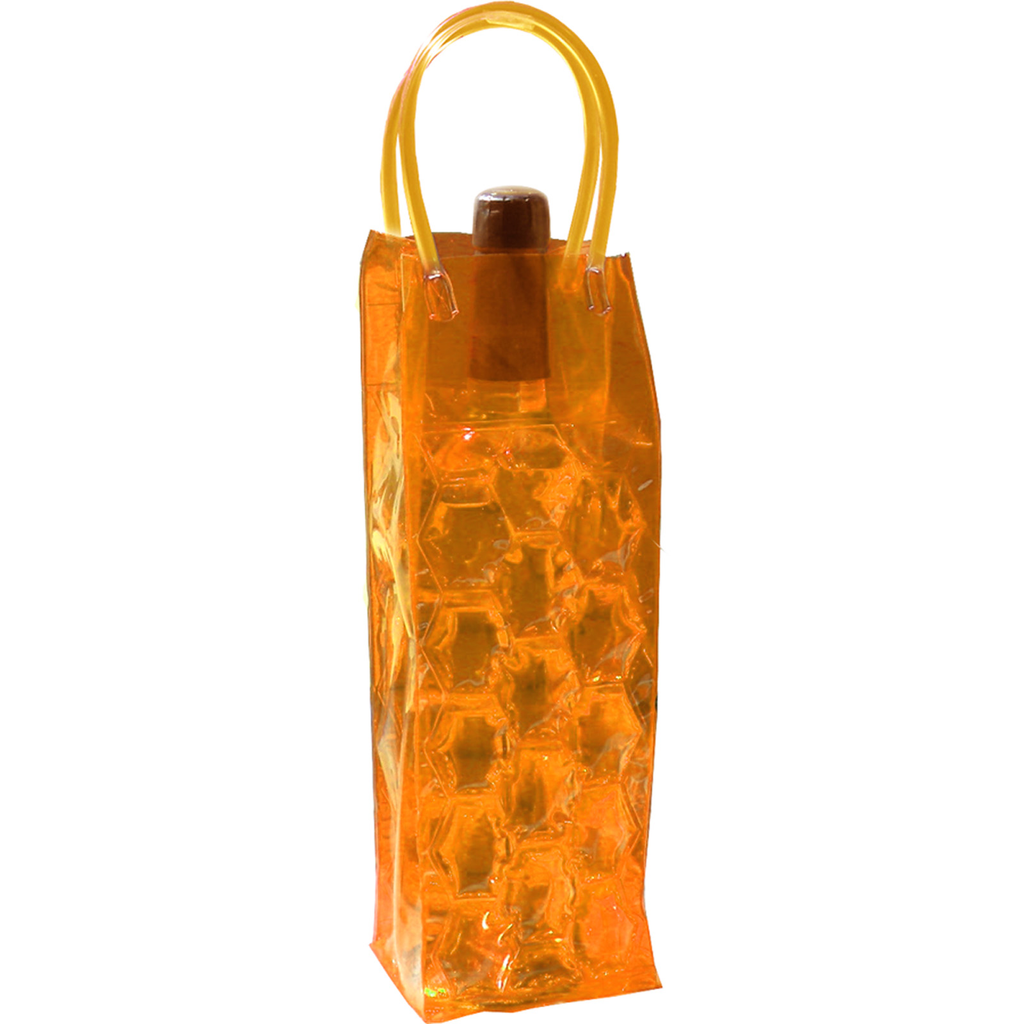 chill it 1 freezable pop 1 tangerine drink bottle bag