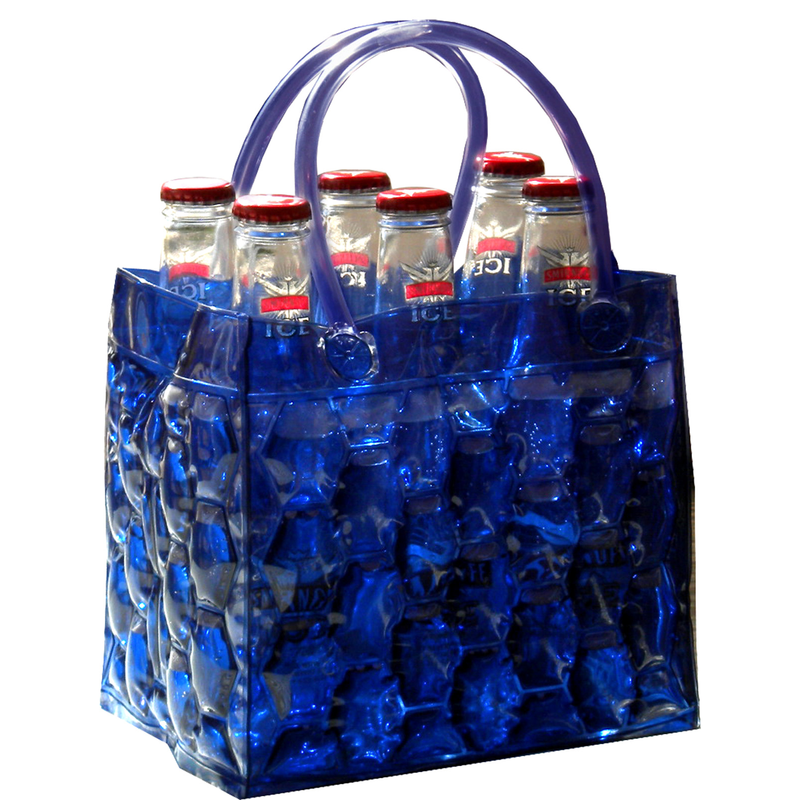 chill it freezable pop midnight six pdrink bottle bag