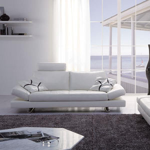 Singapore's No. 1 Bestselling KUKA Leather Sofa, 1372 Irina