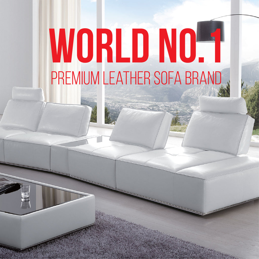 Best Leather Sofas In Singapore: Singapore's No.1 Premium Leather Sofa & Bed Frame Brand