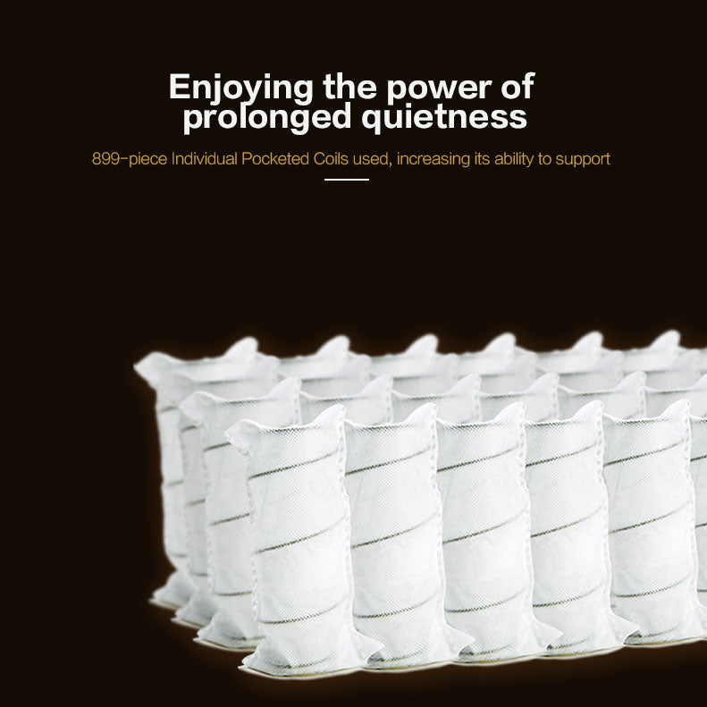 KUKA M0268 Mattress - prolonged quietness