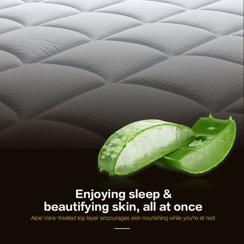 KUKA M0268 Mattress - Aloe Vera-treated layer beautifies skin