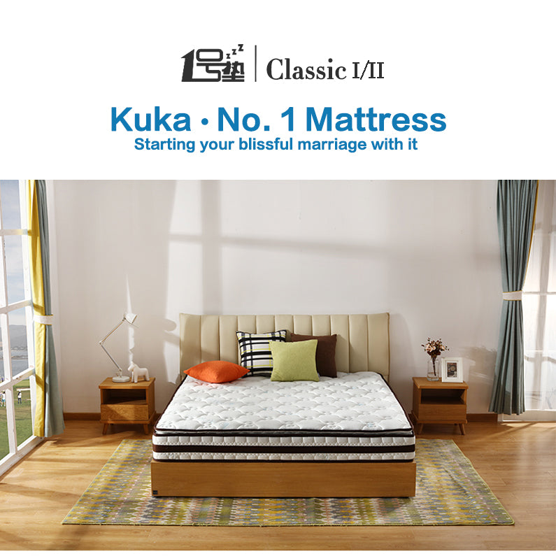 KUKA M0168C Mattress - visuals