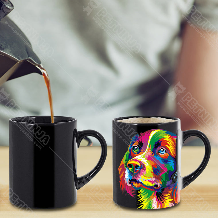 Magical Color-Changing Mug