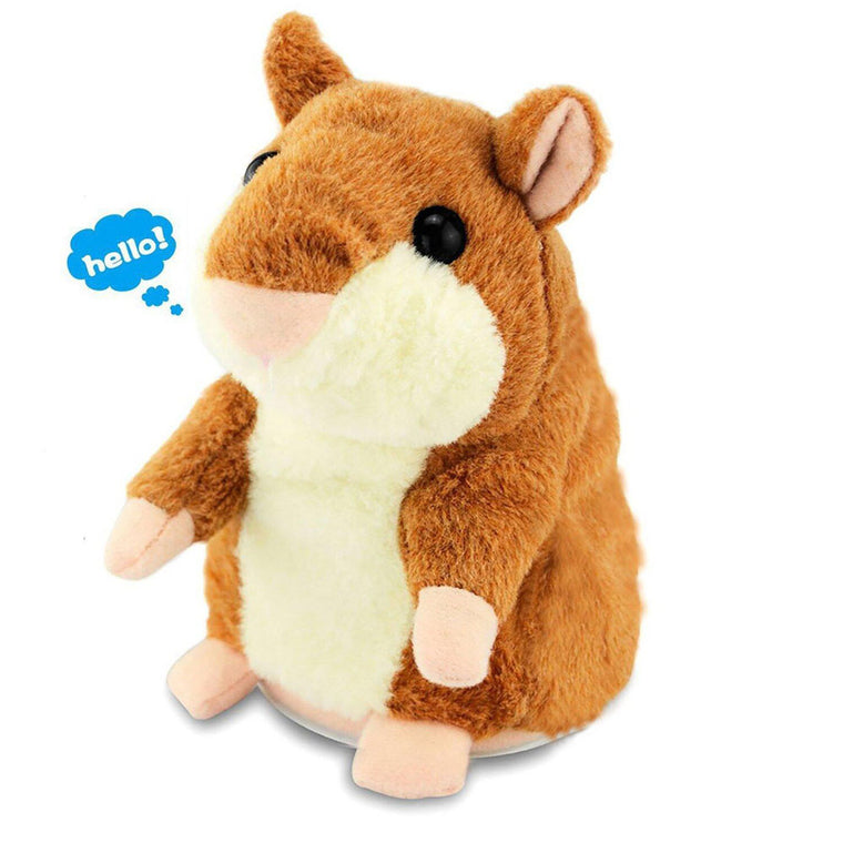 Funny Talking Hamster Toy
