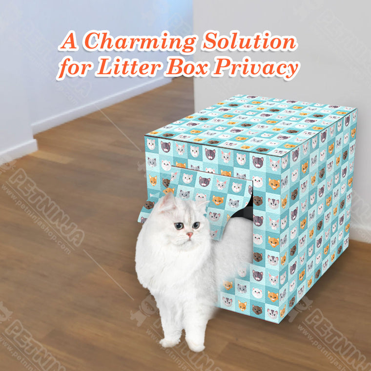Odor-Mask Cat Litter Box Coverup