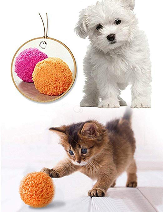 Mini Robot Pet Funny Rolling Ball
