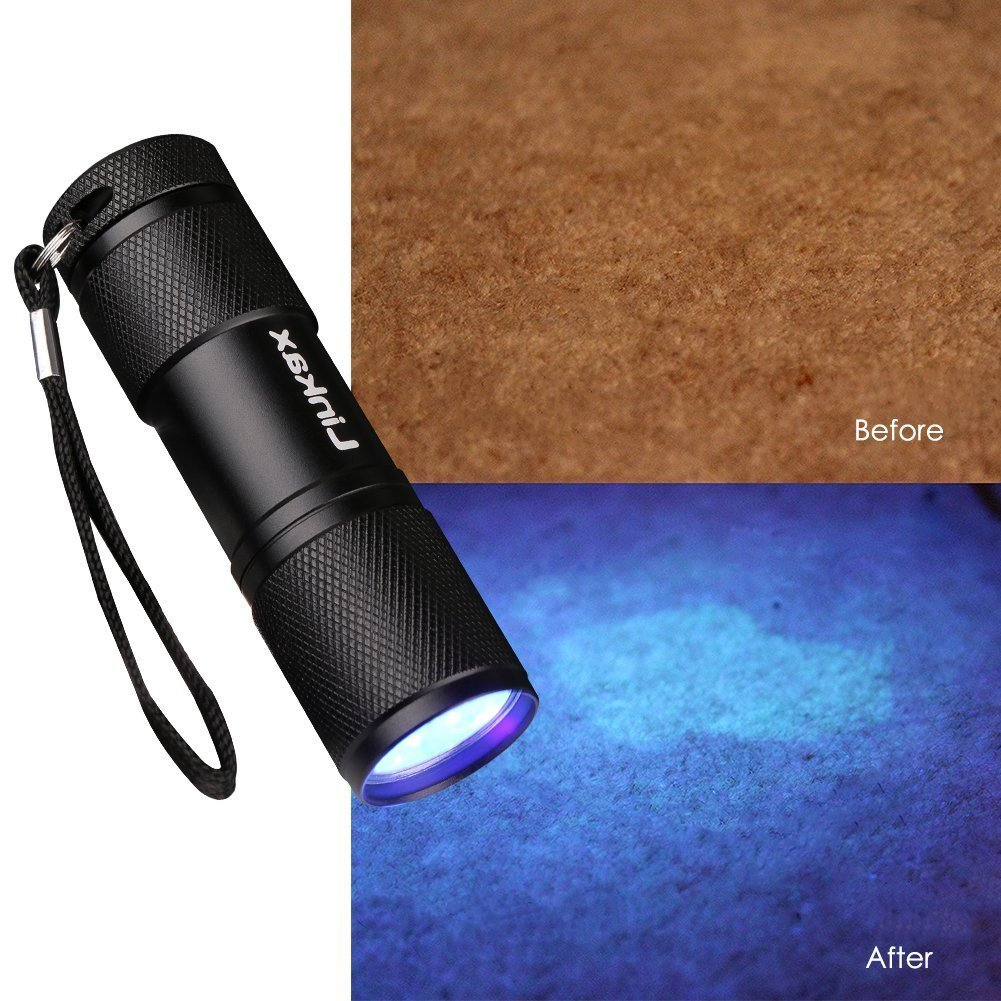 Pet Black Light Urine Detector