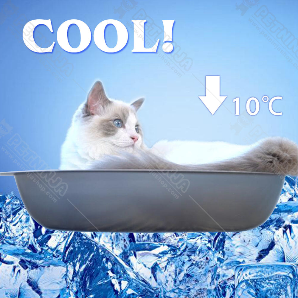 Stay-Cool Pet Summer Cooling Pot