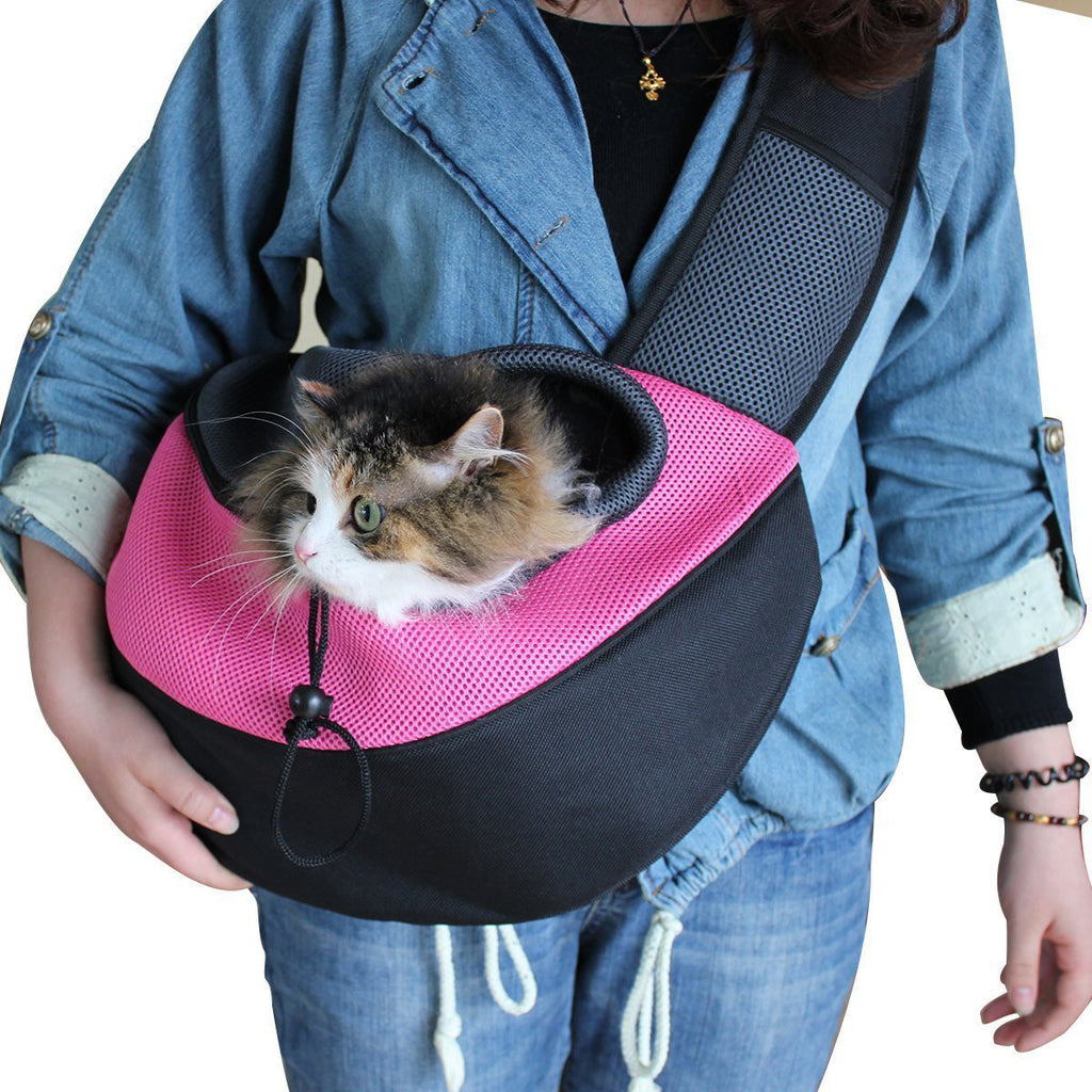 Sling Carrier Bag for Small Dog/Cat