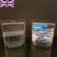 Hot Wheels Protector Pack - Short Card Pack (UK Customers) - Protector Pack