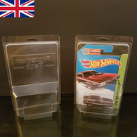 Hot Wheels Protector Pack - Long Card Pack (UK Customers) - Protector Pack