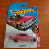 2017 Hot Wheels – '63 Chevy + 6 Protector Packs - Protector Pack