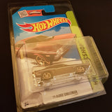 Hot Wheels Protector Pack - Long Card Pack (South East Asia) - Protector Pack