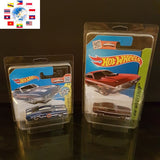 Hot Wheels Protector Pack - Mixed Short/Long Card Pack (South East Asia) - Protector Pack