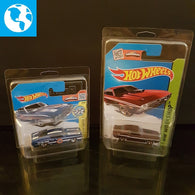 Hot Wheels Protector Pack - Mixed Short/Long Card Pack (Rest of World) - Protector Pack