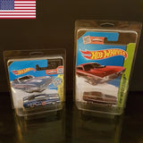 Hot Wheels Protector Pack - Mixed Short/Long Card Pack (US Customers) - Protector Pack