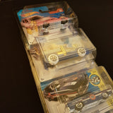 Hot Wheels Protector Pack - Short Card Pack (Rest of World) - Protector Pack