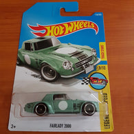 2017 Hot Wheels – Fairlady 2000 + 6 Protector Packs - Protector Pack