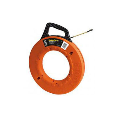 Klein Tools 56014 200' Fiberglass Fish Tape