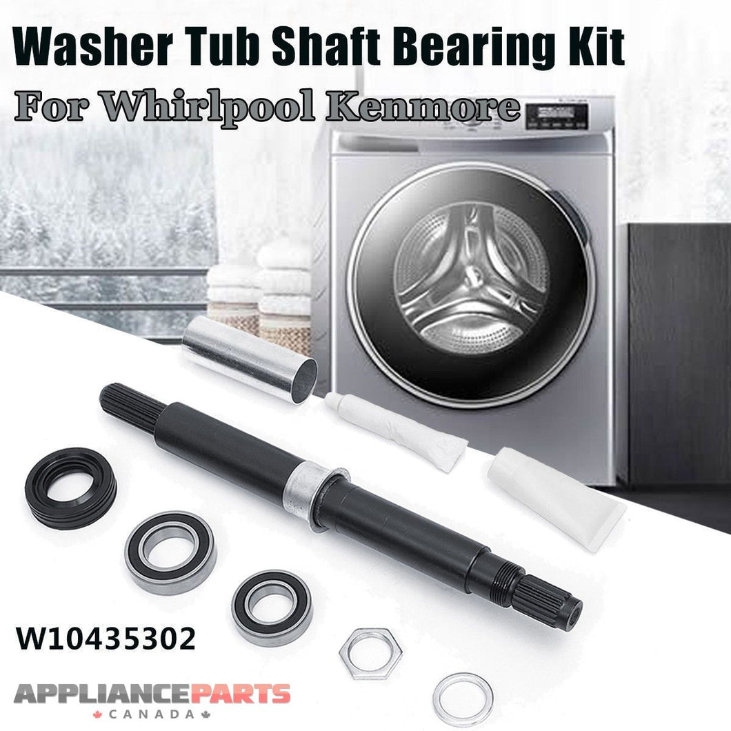 Washer Tub Bearing And Drive Shaft Kit Lp5302 Parts/equipment Home Appliances > Laundry