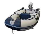 Searano Air Deck Inflatable Boat 270 - River To Ocean Adventures