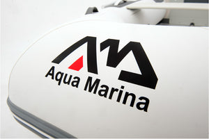 Aqua Marina Deluxe Sports Aluminium Deck Boat - 3.6 - River To Ocean Adventures